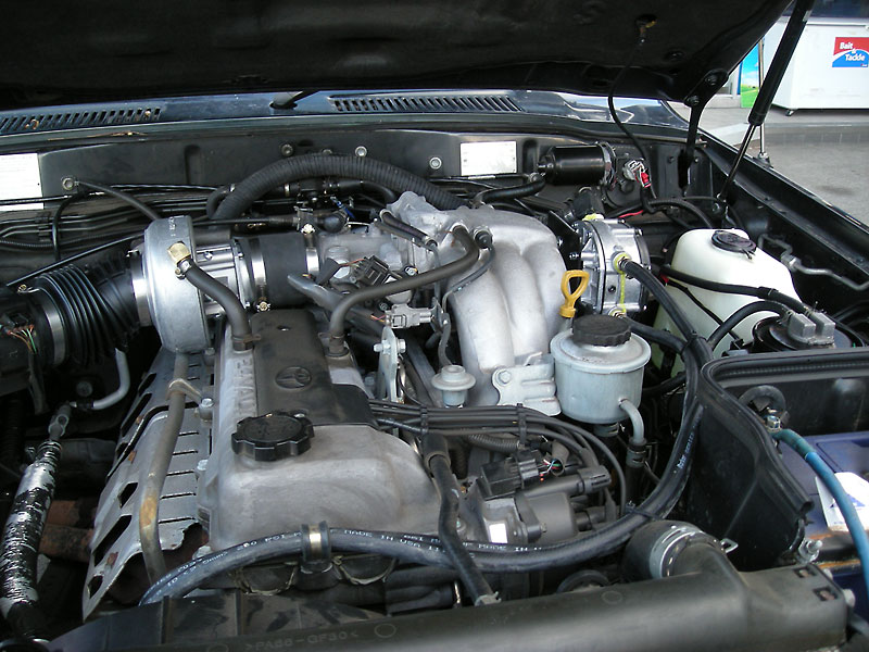 engine - gaseous form